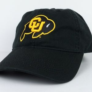 Champion Colorado Buffaloes Cap NWOT Embroidered